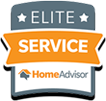 Elite Services Home Advisor Logo