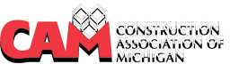 Construction Association of Michigan logo